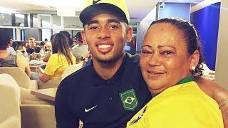 How Gabriel Jesus saved his mother from poverty thanks to football | Oh My Goal