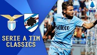 TEN GOALS at the Stadio Olimpico! | Lazio v Sampdoria (2017) | Serie A TIM Classics | Serie A TIM