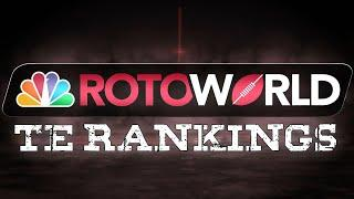 2020 Fantasy Football Tight End Rankings | Rotoworld