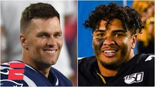 Bucs trade up and get Tom Brady a big tackle | 2020 NFL Draft