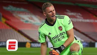 Arsenal's penalty-shootout win vs. Liverpool: 'A BATTLE OF THE GOALKEEPERS' - Steve Nicol | ESPN FC
