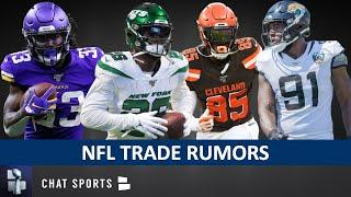 NFL Trade Rumors: Top Players Who Could Be Traded Ft. Yannick Ngakoue, Le'Veon Bell & David Njoku