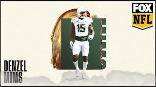 Denzel Mims NFL Draft highlight tape: Mims lets his play do the talking | FOX NFL