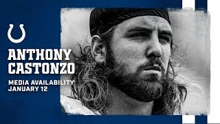 Anthony Castonzo On Decision To Retire, Career With Colts