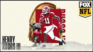 Henry Ruggs III NFL Draft highlight tape: Ruggs blazing the competition | FOX NFL