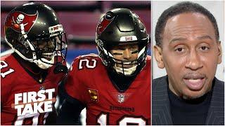 Stephen A. on Tom Brady's GM moves for the Bucs & Brady's friendship with Antonio Brown | First Take