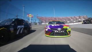 Full NASCAR In-Car: Joey Logano | NASCAR at Martinsville Speedway