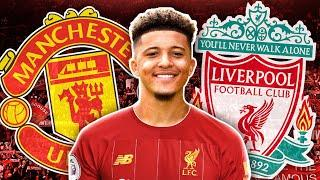 Have Liverpool BEAT Manchester United To £100m Jadon Sancho Transfer?! | Transfer Talk