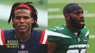 New England Patriots vs New York Jets Monday Night Football preview | Monday Tailgate