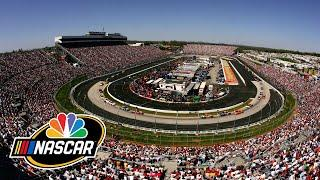Top 5 NASCAR moments at Martinsville Speedway | Motorsports on NBC