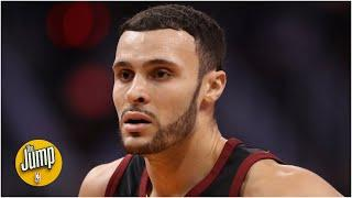 Larry Nance Jr. is worried about the NBA returning due to his condition | The Jump