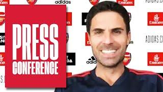 Arteta on facing Sokratis & Olympiacos, Smith Rowe's injury & Odegaard's form | Press Conference