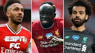 Pierre-Emerick Aubameyang, Sadio Mane or Mohamed Salah: Who's the best African in Europe? | ESPN FC