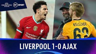 Liverpool v Ajax (1-0) | Champions League Highlights