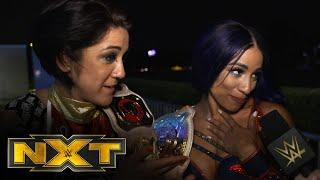 Bayley & Sasha Banks gloat after their victory: WWE Network Exclusive, June 17, 2020