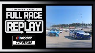 Xfinity 500 from Martinsville Speedway | NASCAR Cup Series Full Race Replay | NASCAR Playoffs
