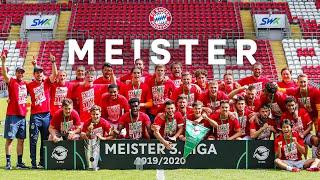 Champions! Best moments of the record-breaking season by FC Bayern II