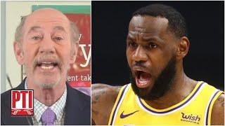 I'd be more surprised if the Lakers make the Finals than if the Nets do - Tony Kornheiser | PTI