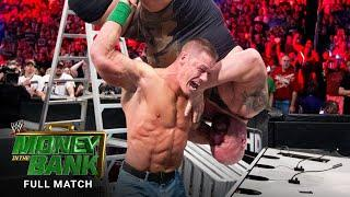 FULL MATCH - Money in the Bank Ladder Match for a WWE Title Contract: WWE Money in the Bank 2012