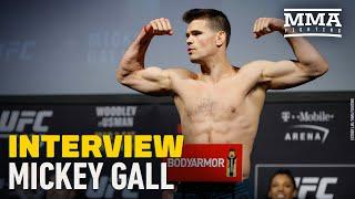 Mickey Gall 'Ready to Hop in' at UFC 249 if Needed - MMA Fighting