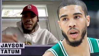 Jayson Tatum Reveals He Wanted To Get Drafted By Suns, Was FORCED To Go To Celtics Training Camp