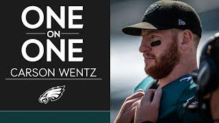 Carson Wentz: Eagles Not Letting Doubt Creep in Despite 0-2 Start | Eagles One-On-One