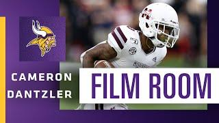 Film Room: Game Tape Shows Alleged Lack of Speed Is A Non-Issue For Cameron Dantzler