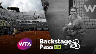 Backstage Pass Rome: Behind the scenes of the 2020 Italian Open