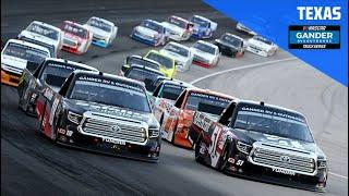 Vankor 350 from Texas Motor Speedway | NASCAR Truck Series Full Race Replay