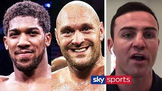 Sky Sports Boxing pundits & Ricky Hatton make their predictions for Anthony Joshua vs Tyson Fury