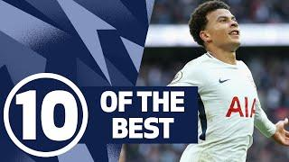 DELE ALLI'S TOP 10 SPURS GOALS!