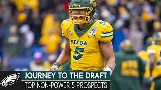The Top Prospects Outside the Power 5 w/ Dane Brugler   Journey to the Draft