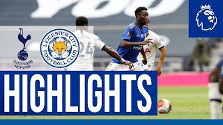Defeat For The Foxes At Spurs | Tottenham Hotspur 3 Leicester City 0 | 2019/20