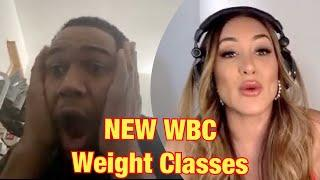 Michael Hunter on NEWS Carlos Takam likely to fight Tyson Fury, dislikes the new WBC weight classes