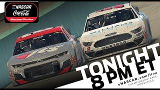 LIVE iRacing: eNASCAR Coca-Cola Series championship race at Homestead-Miami