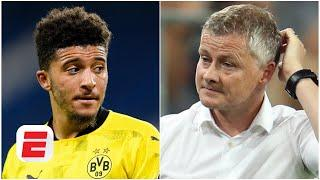 The reasons WHY Manchester United can't get Jadon Sancho from Borussia Dortmund | ESPN FC
