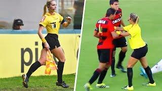 10 FUNNY MOMENTS WITH REFEREES IN SPORTS - 2