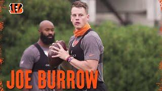 Exclusive First Look at Joe Burrow's 2020 Training Camp | Cincinnati Bengals