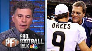 Can't Wait to See: Drew Brees, Tom Brady battle for TD record | Pro Football Talk | NBC Sports
