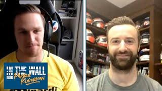 Parker Kligerman, James Hinchcliffe preview virtual Rallycross   In the Wall Ep. 17   Motorsports on
