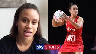 Laura Malcolm discusses Black Lives Matter and what the Netball Superleague can do in support | OTC