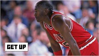 Stephen A. & Jalen Rose reflect on Michael Jordan's leadership style | Get Up