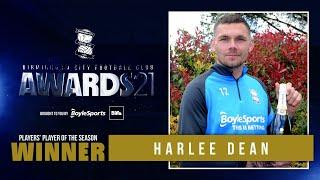 PA21 | Harlee Dean wins Players' Player of the Season