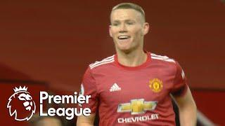 Scott McTominay gets Manchester United back in front of Everton | Premier League | NBC Sports