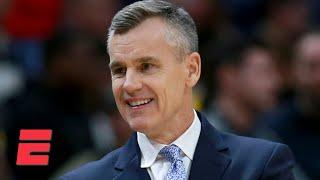 Woj details the Bulls' pursuit of former OKC head coach Billy Donovan | KJZ