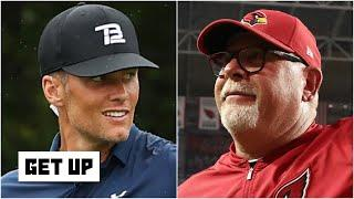 How Bruce Arians plans to have a close relationship with Tom Brady | Get Up