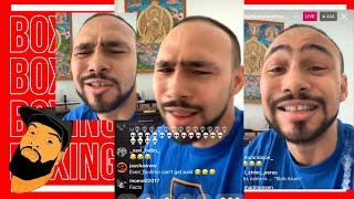 """SPICY!!!! KEITH THURMAN COOKS BOB ARUM """"F!!6K BOB ARUM"""" Terence Crawford DISCOUNT Xposed"""