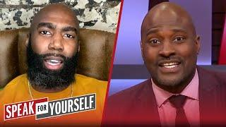 Saints Malcolm Jenkins on career, playing against Jalen Hurts & Tom Brady   NFL   SPEAK FOR YOURSELF