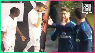 The 5 biggest fights at Real Madrid | Oh My Goal