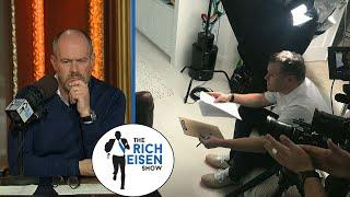 'The Last Dance' director Jason Hehir opens up about Jordan | The Rich Eisen Show | NBC Sports